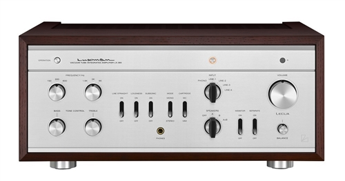 Luxman LX-38 Integrated Amplifier