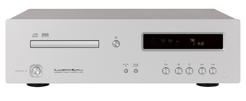 Luxman D-03x CD Player and DAC