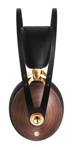 Meze 99 Classics Walnut Gold Closed Headphone