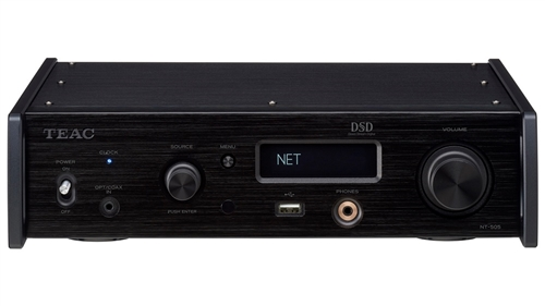 TEAC NT-505 Network Audio Preamp/Player