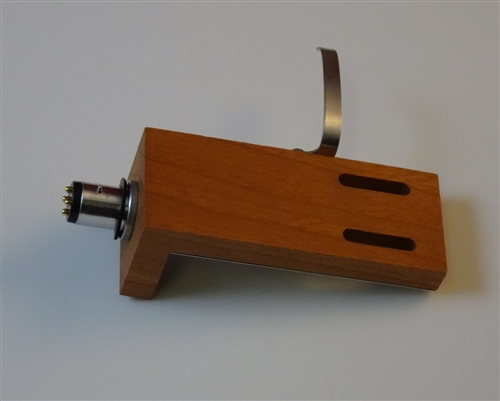 Cherrywood Phono Cartridge Head Shell