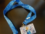 Disney Trading Pins 107162 Frozen Starter Set - Lanyard ONLY