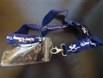 Disney Trading Pins 20404 DLR - Walt Disney Travel Lanyard (2001) AAA Package