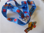 Disney Trading Pin  65123 Walt Disney World - Where Dreams Come True - Hanes Comfort Rewards Promo Lanyard