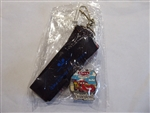 Disney Trading Pins 89098 Walt Disney Travel Company - Cars Land - Lightning McQueen Pin and Lanyard Set