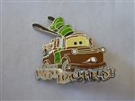 Disney Trading Pin 100125: DLR - Tow Mater - Who Backfired?