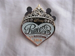 Disney Trading Pin 100184 WDW - 2014 Disney's Princess Weekend - 1/2 Marathon Logo