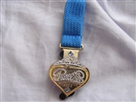Disney Trading Pin  100185 WDW - 2014 Disney's Princess Weekend - 1/2 Marathon Finishers Medal