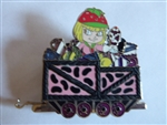 Disney Trading Pin   100234 DSSH - Wreck It Ralph - Sugar Rush Train - Taffyta