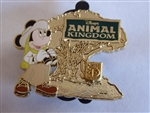 Disney Trading Pin  100292 WDW - Minnie at Animal Kingdom