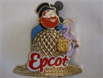 Disney Trading Pin 100293 WDW - Epcot - Dreamfinder & Figment