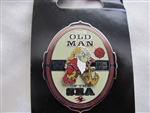 Disney Trading Pin 100423: DCL - The Old Man of the Sea - Grumpy