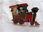Disney Trading Pin 100499: 2014 - PWP Promotion - Starter Set - Baby Characters in Vehicles (Donald and Goofy Only)