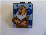 Disney Trading Pin 100650 HKDL - 2014 Hidden Mickey Series - Snow White And The 7 Dwarfs - Sneezy
