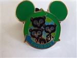Disney Trading Pin 100796: DSSH - Earth Day 2014 - Brave Bear Cubs (Surprise Release)