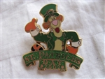 Disney Trading Pin 10082: 12 Months of Magic - St. Patricks Day 2002 (Tigger)
