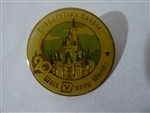 Disney Trading Pin  1009 WDW - 20th Anniversary - Cinderella's Castle