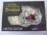 Disney Trading Pin 100921 DLR - The Nightmare Before Christmas In Disneyland Event - Pirates of the Scare-ibbean Jumbo Set