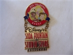 Disney Trading Pins  101078: DSSH - Pin Trading Event Logo - Princess Trading Event (Dangle)