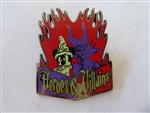 Disney Trading Pin  101149: Rock Your Disney Side – Heroes and Villains