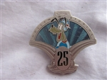 Disney Trading Pin 101189 WDW - Disney's Hollywood Studios 25th Anniversary – Mystery Pin Collection - Pluto