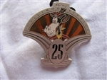 Disney Trading Pin 101191: WDW - Disney's Hollywood Studios 25th Anniversary – Mystery Pin - Horace Horsecollar