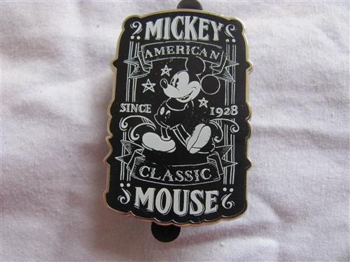 Chalk Sketch Mickey Mouse Disney Pin 101227