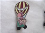 Disney Trading Pin 101316: Hot Air Balloons Mystery Set – Adventure is out there! - Cheshire Cat