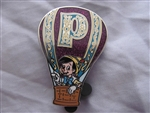 Disney Trading Pin 101317 Hot Air Balloons Mystery Set – Adventure is out there! - Pinocchio