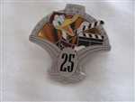 Disney Trading Pin 101327: WDW - Disney's Hollywood Studios 25th Anniversary – Mystery Pin Collection - Donald Duck