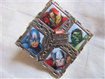 Disney Trading Pin   101373: Marvel - Avengers Assemble