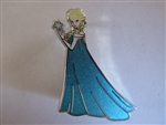 Disney Trading Pin 101398: Elsa Open Edition