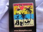 Disney Trading Pin  101836: It's The Good Life