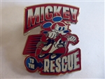 Disney Trading Pin 101838: Mickey to the Rescue