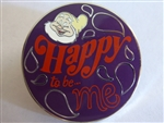 Disney Trading Pin 101880: Happy to be Me