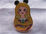 Nesting Dolls Mini Pin Pack - Rapunzel Only