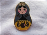 Nesting Dolls Mini Pin Pack - Snow White