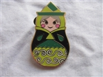 Disney Trading Pin 101914: Nesting Dolls Mini Pin Pack - Fauna Only