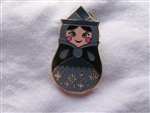 Disney Trading Pin 101915: Nesting Dolls Mini Pin Pack - Merryweather Only