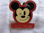 Disney Trading Pin 101992: WDW - Mickey Expressions Mystery Box - Wink Wink