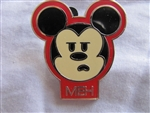 Disney Trading Pin  101997: WDW - Mickey Expressions Mystery Box - Meh