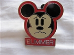 Disney Trading Pin 101999: WDW - Mickey Expressions Mystery Box - Bummer