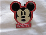 Disney Trading Pin 102000: WDW - Mickey Expressions Mystery Box - What?