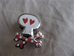 Disney Trading Pins  102032: Sugar Skulls Mini-Pin Set (Minnie Mouse ONLY)