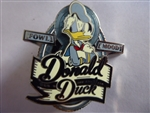 Disney Trading Pin 102042: Vintage Donald Duck