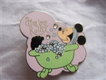 Disney Trading Pin 102043: Live, Love, & Relax - Minnie Mouse in Bathtub