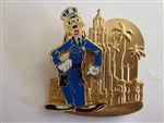 Disney Trading Pin 102092 DCA - Carthay Circle Theater - Annual Passholder - Goofy