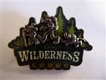 Disney Trading Pin 102241: WDW - Wilderness Lodge Hiking Gang