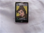 Disney Trading Pin 102258 WDW - 2014 Hidden Mickey Series - Princess Mobile Phones - Belle