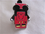 Disney Trading Pin 102261: WDW - 2014 Hidden Mickey Series - Character MagicBands - Mickey Mouse